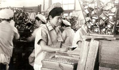 1946年~2004年約60年間,這個廢棄工廠曾是韓國規模最大的煙草工廠。