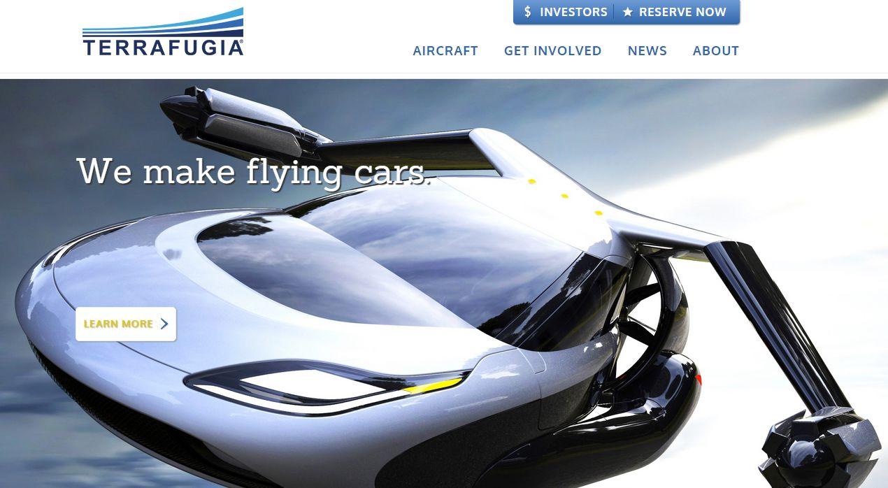 到目前為止,飛行汽車還只存在於科幻小說之中... 但現在美國廠商Terrafugia打造的陸空兩棲汽車即將把幻想變為現實。