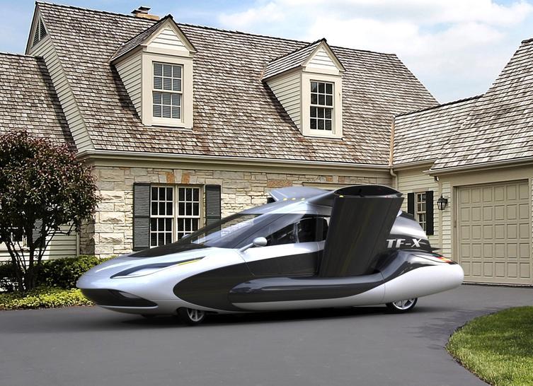 TF-X預計2016進入商用化研發階段,最晚不超過2020年;預售$279,000(約920萬新台幣)。
