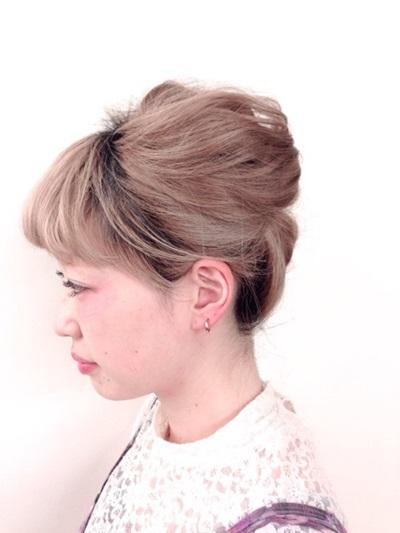 因為短髮也有短造型的可愛