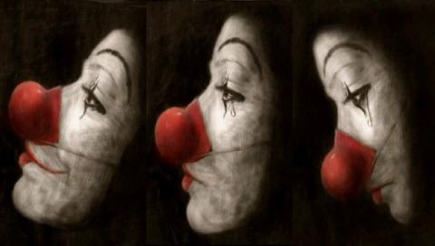 從以前開始對於小丑的心理描寫總是容易勾人興趣,這首歌開始播放後,4分鐘就像4秒般快速,讓人容易深陷