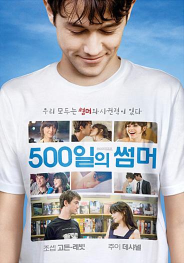 #1.戀夏(500日) (2010)