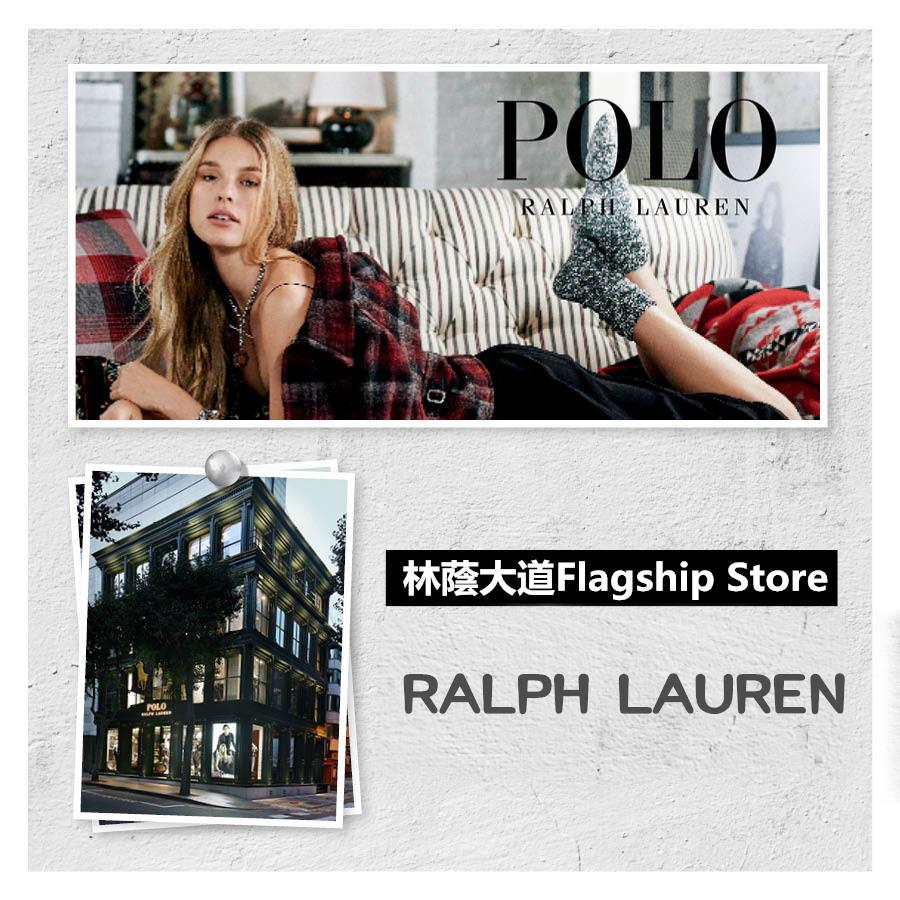 POLO RALPH LAUREN在韓國林蔭大道新開了一家規模很大的旗艦店!! 趕緊去近距離感受一下紐約客的時尚魅力吧~