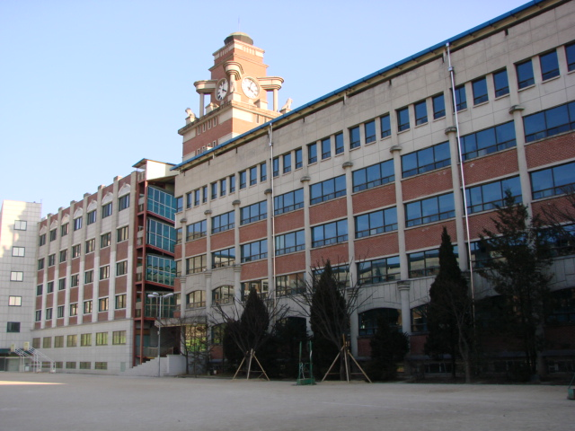 14位) 漢榮外國語高中 : 85名, 首爾江東區