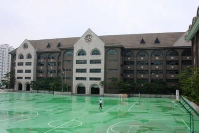 9位) 大一外國語高中 : 108名, 首爾城北區