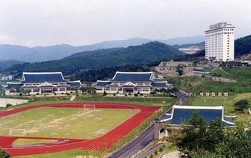 8位) 民族史觀高中 : 133名, 江原道橫城郡