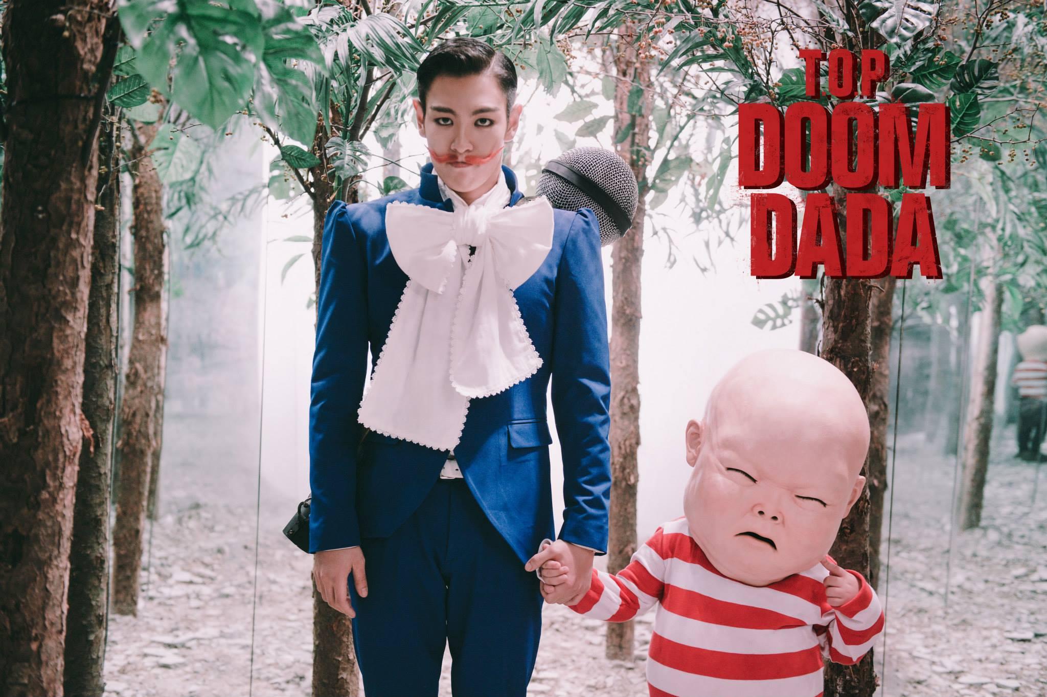 還記得2013年BIGBANG T.O.P推出的《Doom Dada》單曲嗎?
