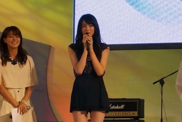 2013年,曾經到韓國出席韓日交流會的她,就曾表示自己非常喜愛韓國這個國家