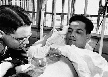 美國在1932年至1972年間以免費治療梅毒為名,在亞拉巴馬州對400名非洲裔男子進行的一系列人體試驗。