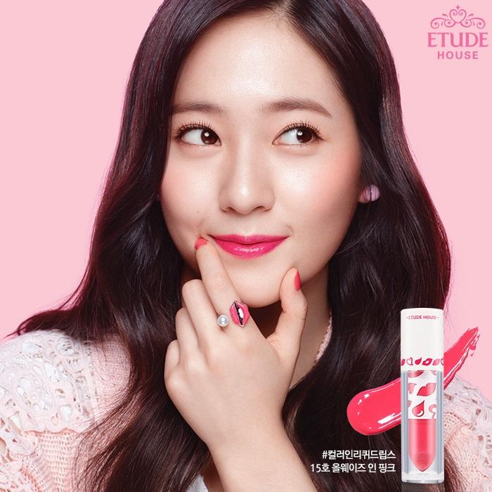 Etude House: f(x) Krystal