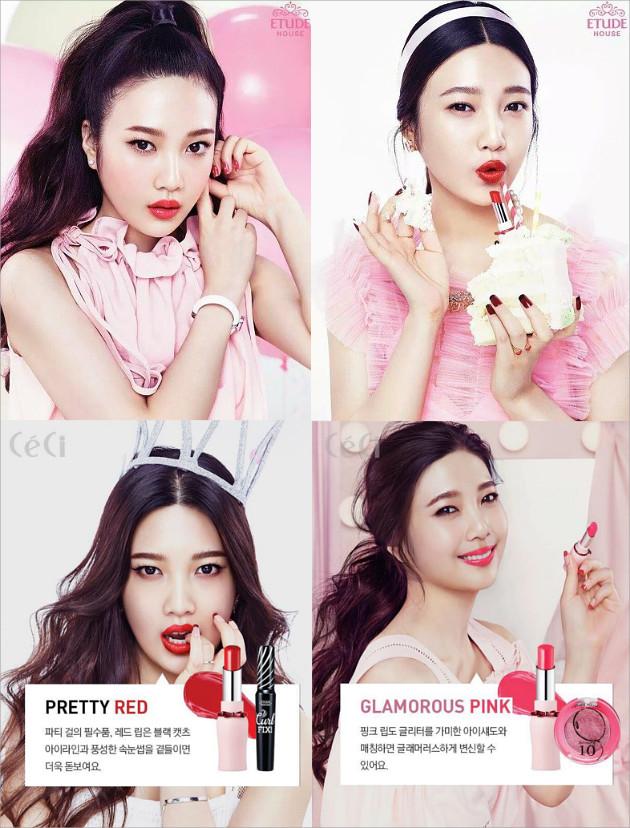 Etude House: Red Velvet Joy