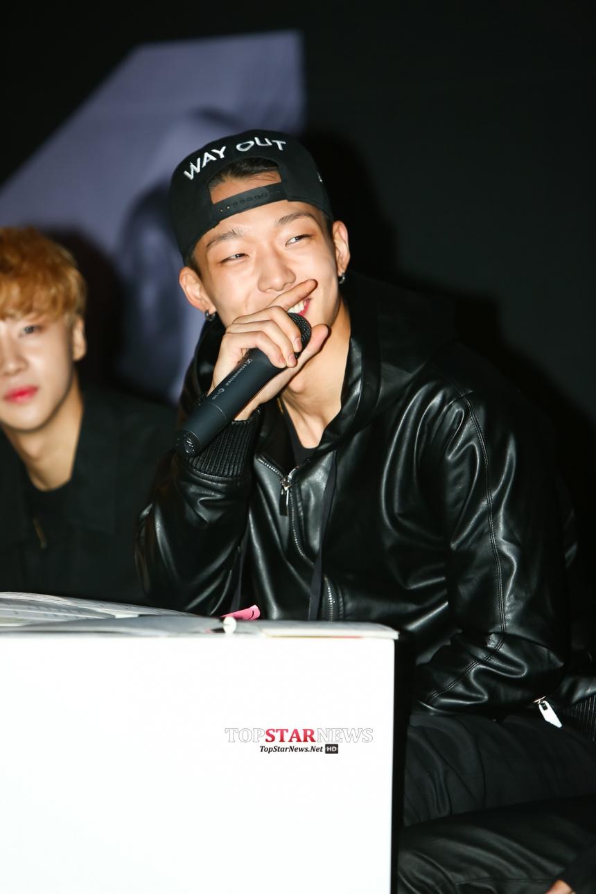 當然他們自信滿滿囉~像成員裡的Booby,是饒舌節目《Show me the money3》的冠軍,等於認證了他rap的實力。隊長B.I.甚至參與了Epik High專輯、iKON專輯的製作,實力不在話下