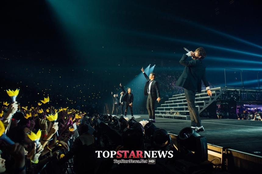 但才剛開完北美,BIGBANG又馬不停蹄的要往南美移動了....南美完回到北美、加拿大、澳洲之後,10月底才會回到亞洲的澳門開唱