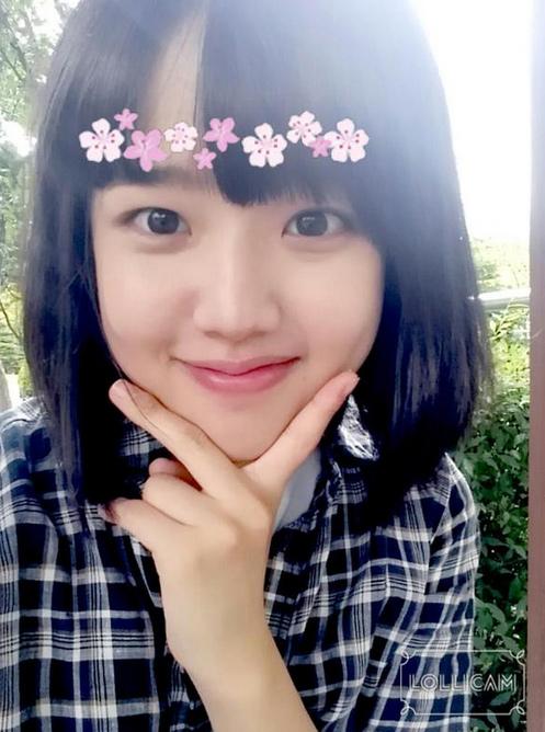 雖然香起不像一般韓國明星這樣瘦瘦美美,但大家更喜歡她自然的樣貌與開朗的個性!