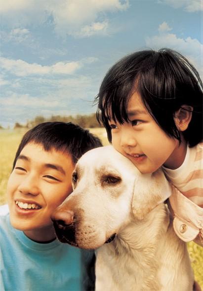 她在2006年跟俞承豪演出的電影《伴我走天涯》哭翻了韓國人的心~劇情雖然圍繞在俞承豪演的哥哥與狗狗身上,但是金香起當年6歲的演技也讓人動容