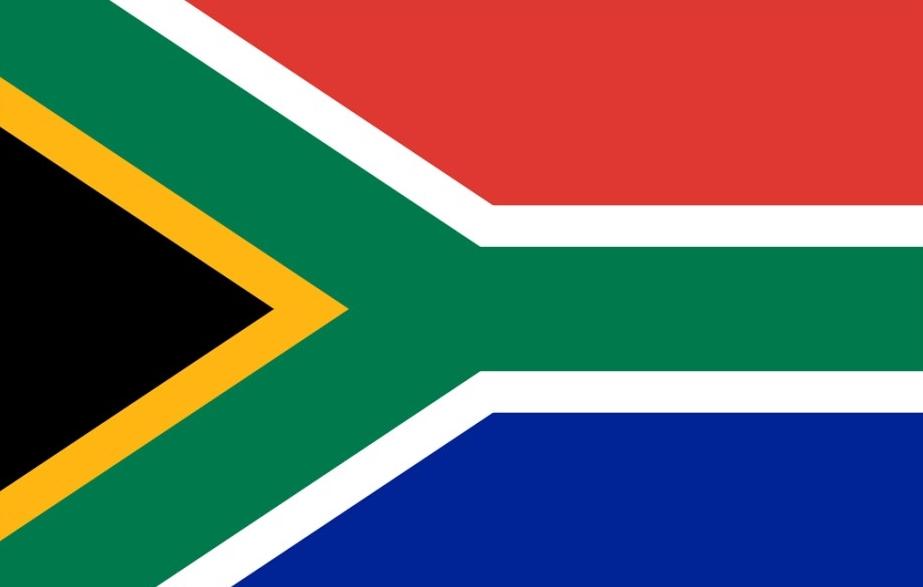 國籍:南非