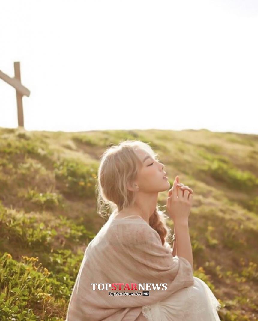 這次專輯的主打歌《I》是太妍出道後第一次公布自己作詞作曲的歌曲,飽含了自己26歲間的人生故事
