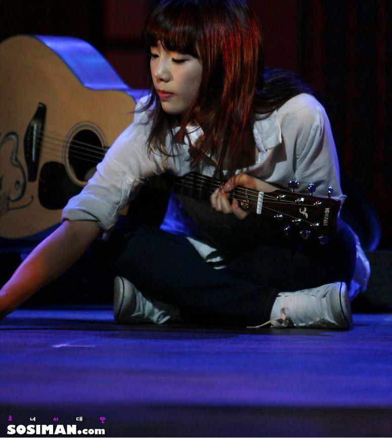 太妍在2010年擔當這部音樂劇的女主角  能一次滿足看到太妍歌唱和演技實力的兩個願望 所以當然是場場爆滿囉!