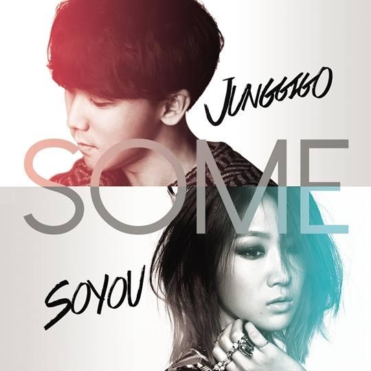第一首要介紹的歌曲是昭宥和鄭基高合唱的「SOME」。  就從去年橫掃各大音樂節目的超強合唱曲「SOME」開始介紹吧,除了橫掃多個音源榜外,這首歌還拿了 11 個音樂節目的一位,其中在《Music Bank》還達成連續五周一位的紀錄。