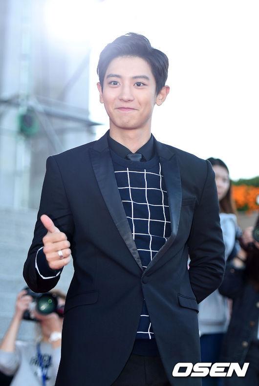 至於男子新人賞,雖然有《Who Are You-學校2015》的兩大台柱南柱赫與陸星材競爭,最後由EXO的燦烈因演出《我的鄰居是EXO》獲獎!恭喜恭喜~