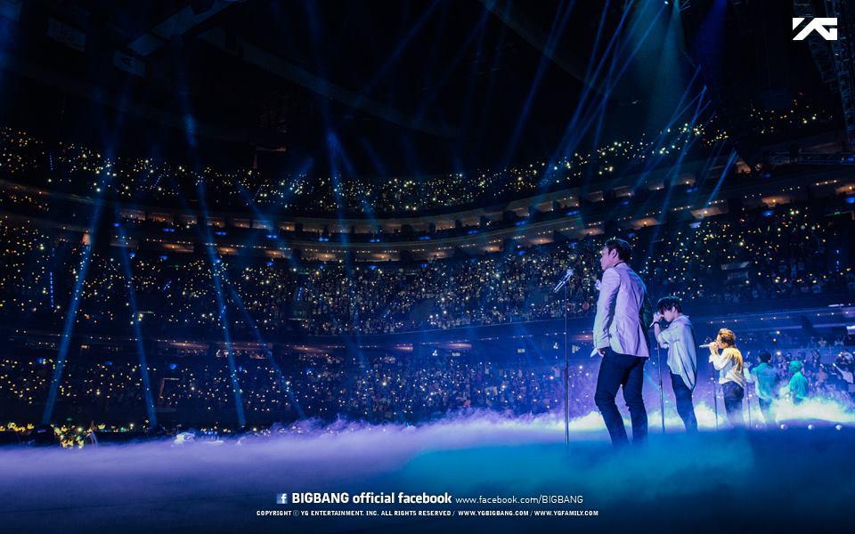 而且還在世界各地跑巡演,很多粉絲預期今年底BIGBANG應該是會囊括各項大獎對吧?