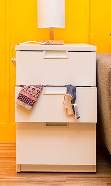 所以今天的大任就是整理內衣褲&襪子!一個人的生活也要乾淨整潔~~~