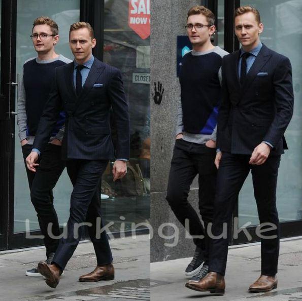 和湯姆如影隨形的 Luke