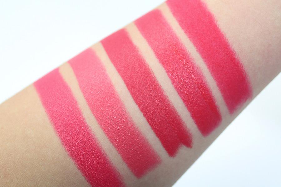 因為有點顯紅,所以都適合暖調跟冷調的肌膚!