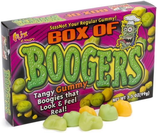 6.嚴重感冒時 才會出現的黃綠色鼻涕軟糖 不知道怎麼用嗎?