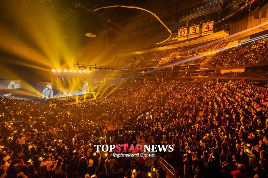 不過YG說的也是事實 本週Big Bang順利結束了在美洲的巡迴演唱後 18日開始將舉辦在澳洲的演唱會 (看看這滿滿的行程…成員們都要保重啊)