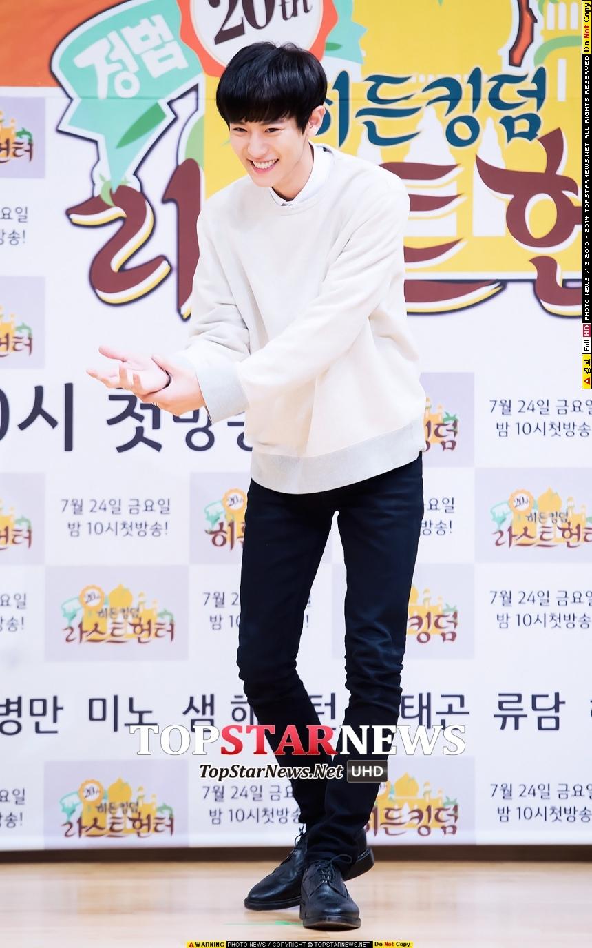 燦烈先前也曾在網路連續劇 「我的鄰居是EXO 」中展現過真實度100%的明星演技