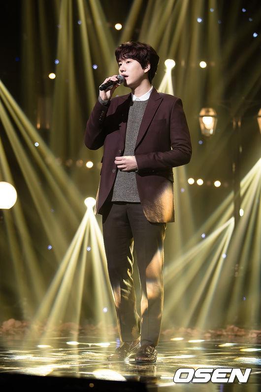 No.2 Super Junior 圭賢 出演作品:羅賓漢。 卓越的消化能力,通過許多音樂劇的出演經驗得到安定感。