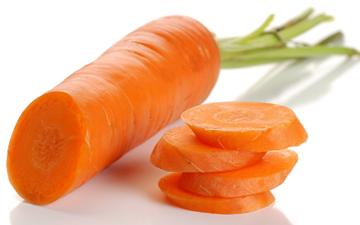 紅蘿蔔是一個具有各種營養價值的蔬菜