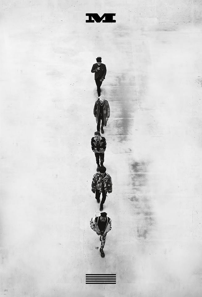TOP 11: BIGBANG《Bae Bae》 第四張單曲 MADE SERIES 《M》(2015/05)