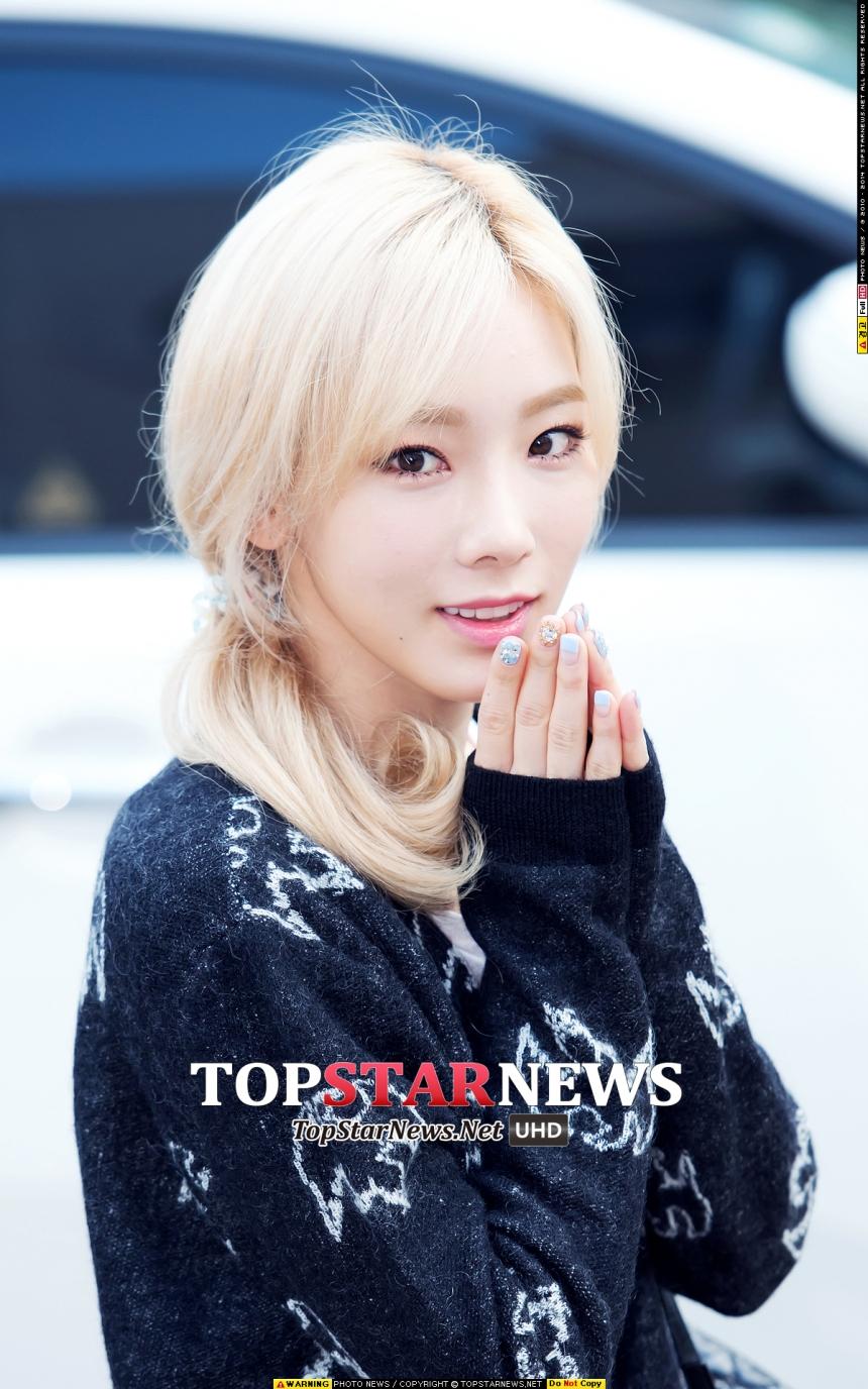 No.5 太妍 最近新曲不斷受到好評和稱讚的泰妍,白皙肌膚和人偶般的身材再加上完美歌聲引怎麼能夠不愛啦~
