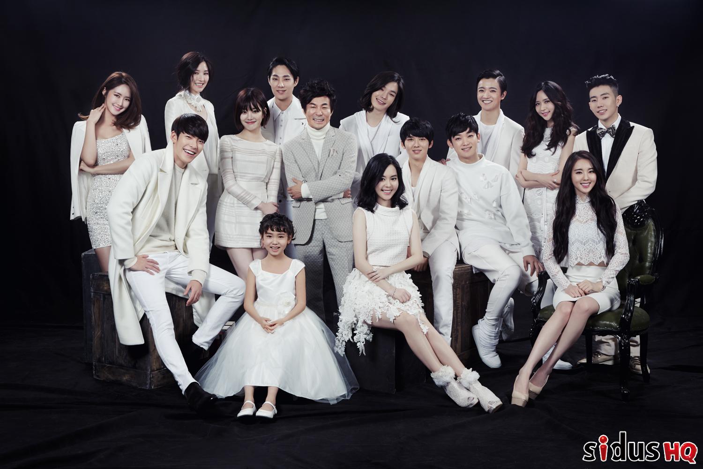 第五名:SidusHQ娛樂 市值3.19億美元 旗下藝人:金宇彬、金裕貞、金所炫、朴載範、李侑菲、張赫、任瑟雍、2EYES