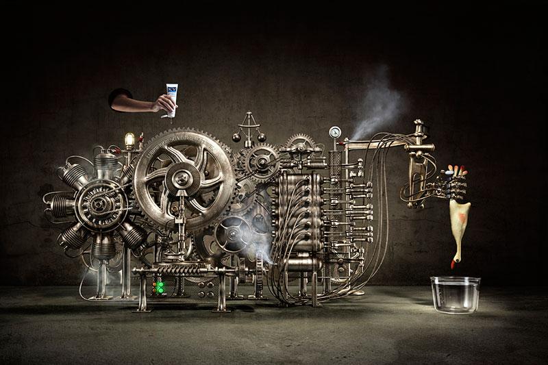 機械工程系 : 「如果沒有你,叫做「我」的機器就無法運轉!」  (好想知道你以前是怎麼運轉的呢!XDD~)