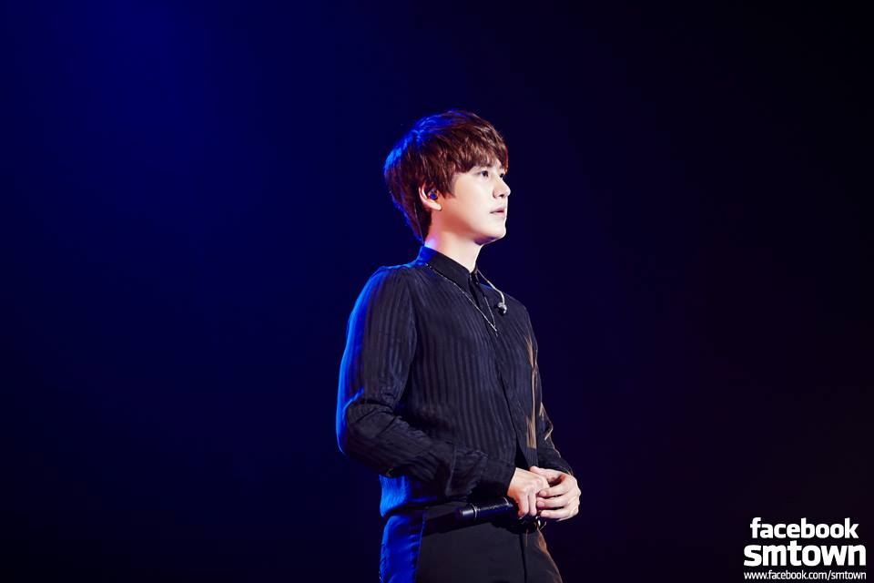 No.7 Super Junior 圭賢  在2014年發表了第一張迷你專輯《在光化門》,在2015發行第二張迷你專輯《再次,秋來》,有著特有的感性音色非常有魅力。