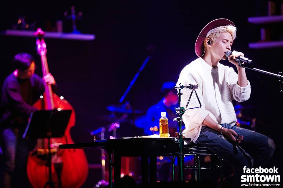 No.4 SHINee 鐘鉉  以第一張Solo專輯《BASE》展現了只屬於自己的音樂性,也以許多自創曲得到了作詞作曲能力的認證。擁有非常有魅力的音色和卓越的歌唱能力。