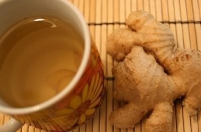 #6 生薑茶 薑茶可以緩和咳嗽和化痰,特別是對於初期感冒有奇效。