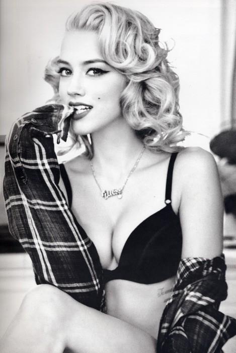 #6. 安柏赫德 (Amber Heard) 1986年4月22日生, 美國