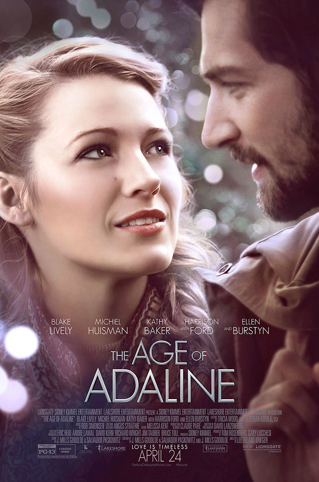 領養Adalaide一年多後,一部叫《時空永恆的愛戀 》的電影想要邀請她來演