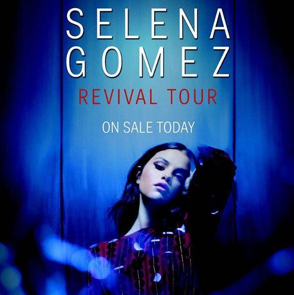 不管是最近即將發行第二張個人專輯《Revival》的賽琳娜·戈梅茲...