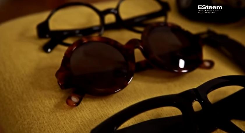 墨鏡,黑框眼鏡.