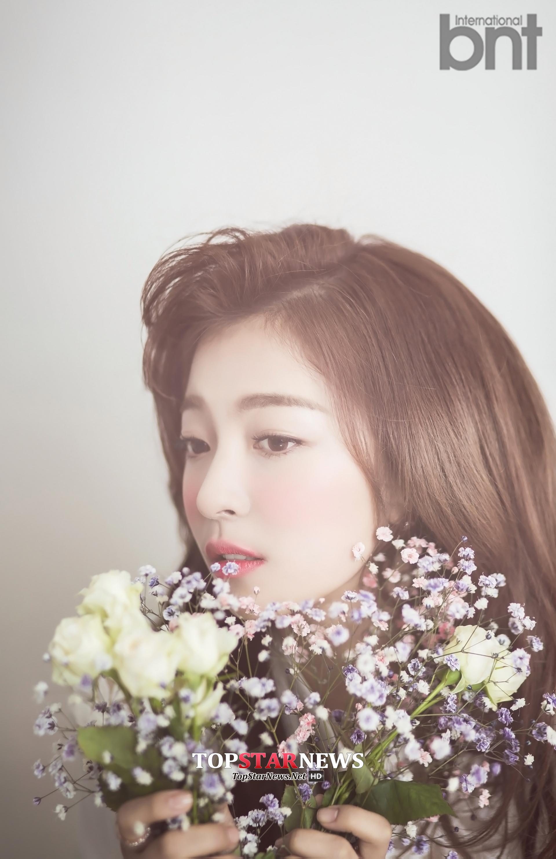 但是比起上述,其實韓國媒體更關心的是最近大變身的Luna!