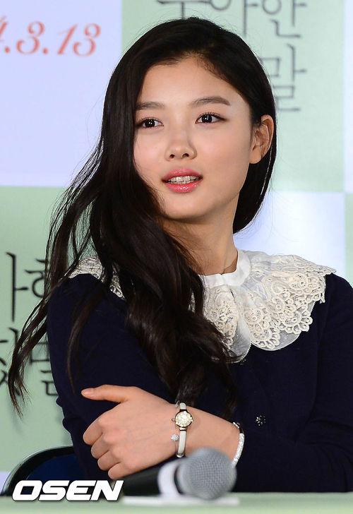 說到最美韓國童星,你首先想到的是金裕貞?