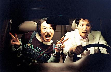 這是李凡秀和李政宰繼2003年上映的《噢!兄弟》之後,相隔12年的再度合作,備受粉絲們的期待~