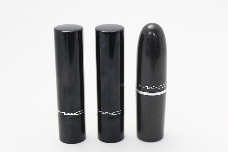 1.MAC Sheen Supreme Lipstick: New Temptation  2.MAC Sheen Supreme Lipstick: Korean Candy 3.MAC: Morange