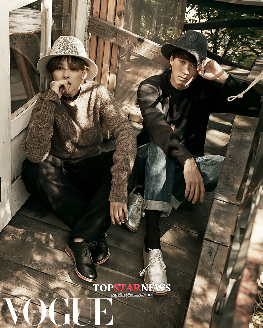 EPIK HIGH的Tablo也是和老婆姜惠貞短暫是YG內夫妻檔,Tablo在2011年加入老婆所屬YG娛樂,姜惠貞1997到2013年都隸屬YG