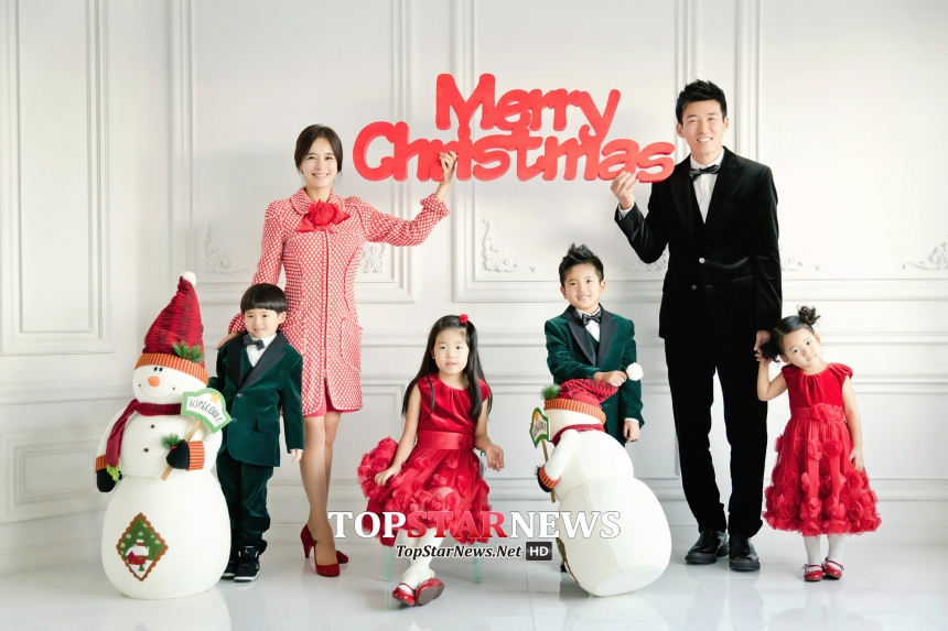 說到社內夫妻,怎麼能忘了Jinusean(激怒神)的Sean跟演員老婆鄭惠英,孩子都生了四個了XDDDD 鄭惠英現在還是YG的演員唷~